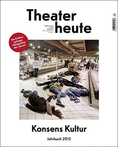Theater heute - Das Jahrbuch 2015