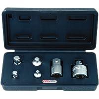 KS TOOLS 911.0106 Coffret augmentateurs / réducteurs - 6 pcs