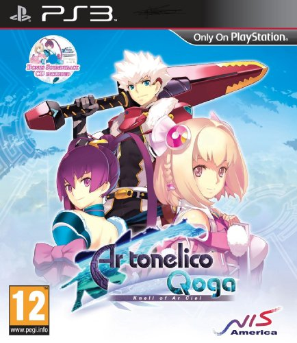 [UK-Import]Ar Tonelico Qoga Knell Of Ar Ciel Game PS3