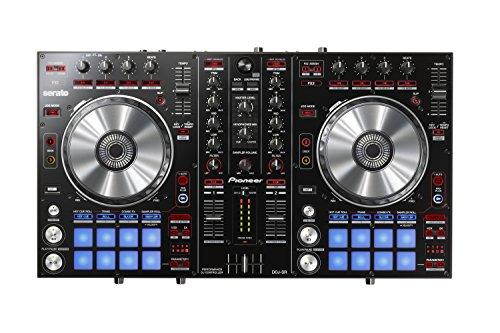 Pioneer–DDJ-SR Control DJ Serato