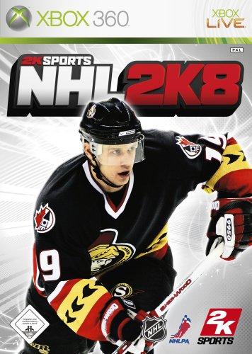 NHL 2K8 - Xbox 360-nhl