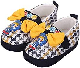 ICABLE High Quality Baby Infant Shoes Booty 1 Pair