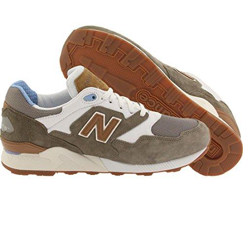 New Balance 878 Schuhe Herren Sneaker Turnschuhe Grün ML878ATB ATB grey/white