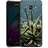 Samsung Galaxy A3 (2016) Housse Étui Protection Coque Cactus Rivage Feuilles