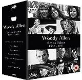 Woody Allen: Seven Films - 1986 - 1991 [Edizione: Regno Unito] [Blu-ray] [Import italien]