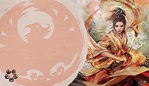 Fantasy Flight Games FFGL5S14 The Soul of Shiba Playmat: L5R LCG (Phoenix Clan)