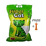 #10: Goofy Tails- Super Cat Litter 5kg With Key Chain