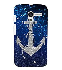 Shining Pattern, Blue, beautiful Pattern, Great pattern, Printed Designer Back Case Cover for Motorola Moto X :: Motorola Moto X (1st Gen) XT1052 XT1058 XT1053 XT1056 XT1060 XT1055