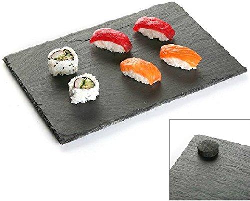 piatto-buffet-piano-rettangolare-da-portata-sushi-in-ardesia-lavagna-nero-30x20-cm