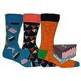 Happy Socks Geschenkbox BIRTHDAY GIFT BOX XBDA08-6001 Blau