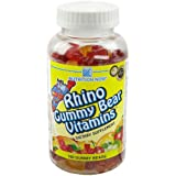 Nutrition Now - Rhino Gummy Multivitamines 190 Gummy Bears