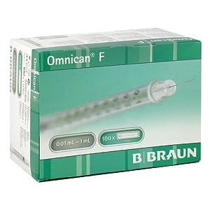 OMNICAN F 1 ml Feindosierungspr.1 ml 30 Gx12 mm 100 St