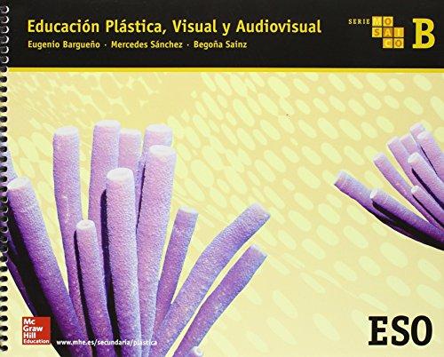 Educación Plástica, Visual Y Audiovisual. Mosaico B - Edición 2015 - 9788448607784 por Eugenio Bargueño Gómez