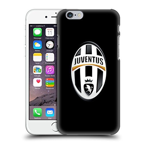 official-juventus-football-club-logo-black-crest-hard-back-case-for-apple-iphone-6-6s