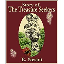 The Treasure Seekers (Illustrated) (English Edition)