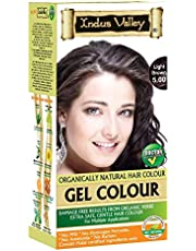 Indus Valley Permanent Light Brown Hair Colour 50