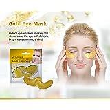 Mond'sub Crystal Collagen Gold Eye Masks (8g) - Set of 5