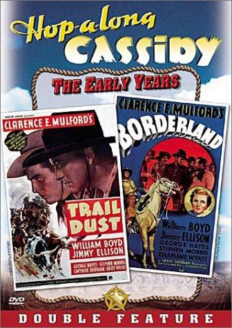 Trail Dust / Borderland [Import USA Zone 1]