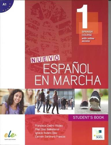 Nuevo Espanol en Marcha 1: Student Book for English Speakers: Spanish Course with Free Online Access by Francisca Castro Viudez (2015-10-01)