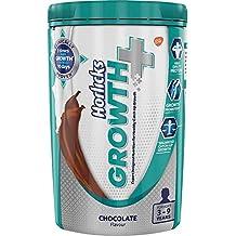 Horlicks Growth Plus – Health and Nutrition Drink, 400 g Pet Jar (Chocolate Flavor)