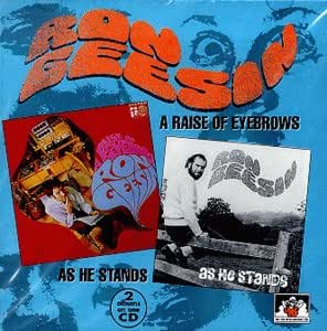 Raise of Eyebrows/As He Stands