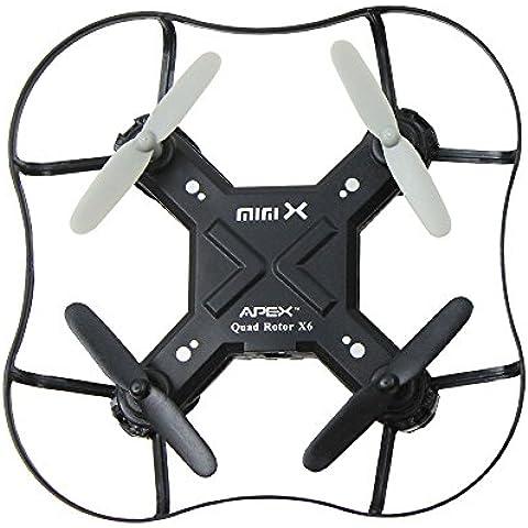 APEX RC mini aviones no tripulados con mando a distancia