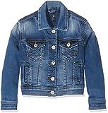 LTB Jeans Mädchen Jacke Eliza G, Blau (Aviola Undamaged Wash 50069), 122 (Herstellergröße: 6-7)