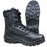 Tactical Boot mit YKK-Zipper schwarz Gr.45/ UK12