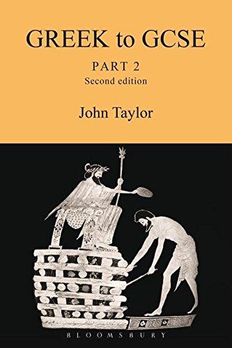 Greek to GCSE: Part 2: Pt. 2
