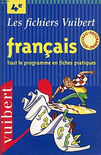 Fichier français, 4e