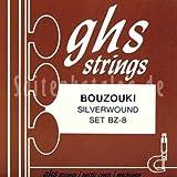 GHS BZ 8 Greek Bouzouki 8-string