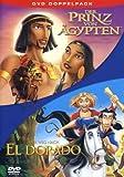Der Weg nach El Dorado / Der Prinz von Ägypten [2 DVDs]