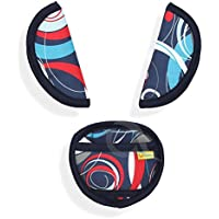 car seat straps P207 stroller BELTS PADS SHOULDER STRAP /& CROTCH cover UNIVERSAL Fits most buggy
