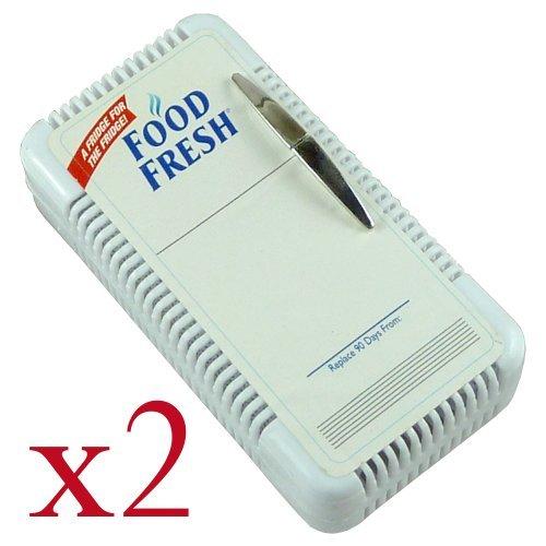 Long Lasting Fresh Food Odor Neutralizer / Eliminator (Confezione da 2)