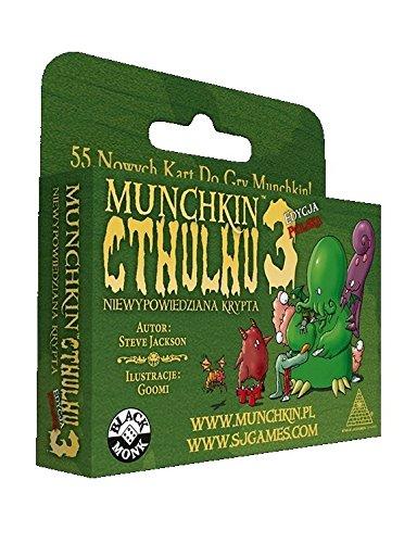 Munchkin Cthulhu 3 Niewypowiedziana Krypta