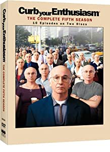 Curb Your Enthusiasm: Complete Fifth Season [DVD] [2006] [Region 1] [US Import] [NTSC]