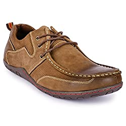 Action shoes Nobility Men Casual shoes NL-2505-BROWN