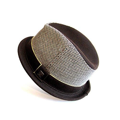 Dasmarc-Collection Hiver Marron-Chapeau en Tweed-Philip-M