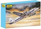 Heller - 80315 - Construction Et Maquettes - Dc6 Super Cloudmaster - Echelle 1/72ème