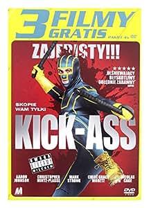 Kick-Ass + 3 FREE MOVIES [BOX] (BOX) [4DVD] [Region 2] (IMPORT) (Pas de version française)