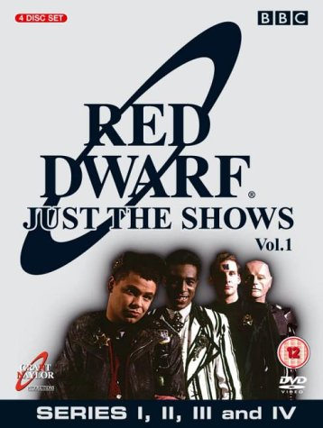 Just The Shows - Series 1 To 4 (4 DVDs)