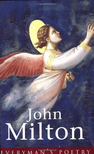 John Milton Eman Poet Lib #02 (Everyman Paperback Classics)