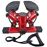 K-Y Stepper Stepper Hause Fitnessgeräte stumm Mini-Bergsteiger hydraulische langsam Laufen im...