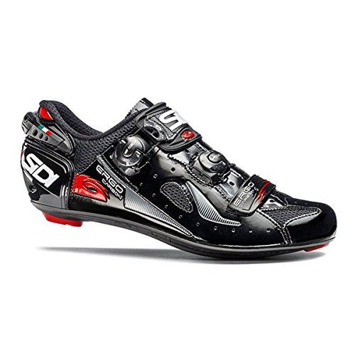 Chaussures route ERGO4 CARB Cyclisme Sidi noir