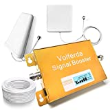 Volferda Cell Phone Signal Booster 1900MHz Band 2 Single Band Mobile Repeater