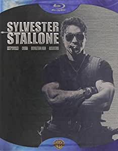 Sylvester Stallone-Coffret-The Expendables + Cobra
