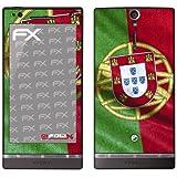 """atFoliX Film décoratif """"Portugal"""" Pour Sony Xperia S (Import Allemagne)"""