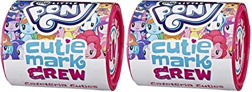 Mein KLEINES Pony - Cutie Mark Crew - Serie 1, Cafeteria Cuties, Sammle sie alle! (Pony-koffer My Little)