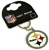 Pittsburgh Steelers NFL metal keyring (bb) Licensed