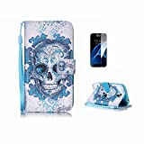Samsung Galaxy S7 Edge Case [With Tempered Glass...